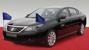 Renault Latitude : voiture officielle du festival de Cannes