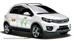 La Great Wall Voleex C20R-EV lancée cette année