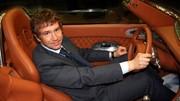 Feu vert pour l'entrée du businessman russe Antonov dans le capital de Spyker