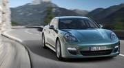 Porsche Panamera Diesel : un V6 de 250 chevaux
