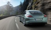 Porsche Panamera diesel : 1 200 km avec un plein !
