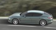 Porsche Panamera GT diesel championne de la consommation