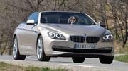 Essai BMW Série 6 Cabriolet 2011