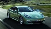 Porsche Panamera diesel : cure de mazout !