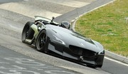 Peugeot EX1 : nouveau record sur le Nürburgring