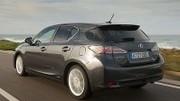 Lexus veut doper sa gamme avec de nouveaux modèles dont une version musclée de la CT 200h