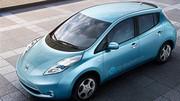 Nissan veut tester le taxi électrique à New York : 6 exemplaires de la Leaf vont rouler en 2012