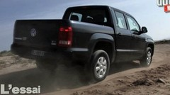 Essai vidéo : Volkswagen Amarok