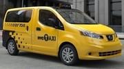 Le fourgon Nissan NV200 deviendra le principal taxi de New York à partir de 2013