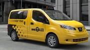 Nissan, taxi officiel de New York dès 2013