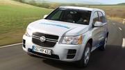 L'automobile de demain selon Opel : La pile à combustible monte en puissance