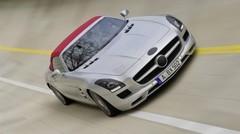 Premières photos de la Mercedes SLS AMG Roadster