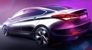 Hyundai i40 : la berline dévoilée à Barcelone