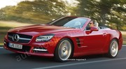 Mercedes SL 2011 : Air automnal