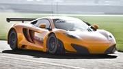 La McLaren MP4-12C GT3 produite à 20 exemplaires, 345.000 euros pièce