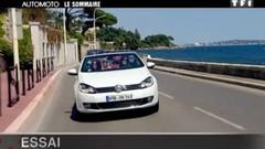 Emission Automoto : Volkswagen Golf Cabriolet, Citroën DS4, Lamborghini Aventador