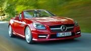 Essai SLK Mercedes : Sportlich, Leicht und Kurz