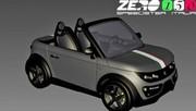 Tazzari Zero Speedster 150 Italia
