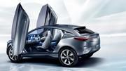 Buick Envision CUV Concept : SUV hybride américano-chinois