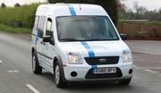 Essai Ford Transit Connect EBV : Eco-livreur