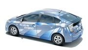 Toyota Prius rechargeable à Strasbourg : premiers résultat de l'expérimentation