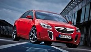 "Essai Opel Insigna OPC ""Unlimited"" : 270 km/h chrono!"