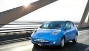 Essai Nissan Leaf : La pionnière, c'est elle!