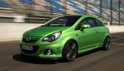 Essai Opel Corsa OPC Nurburgring edition : parée pour l'enfer