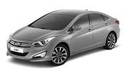Nouvelle Hyundai i40 berline : la voilà déjà