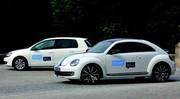Volkswagen se lance dans l'auto partage à Hanovre : 200 voitures en service cet automne