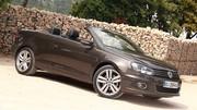 Essai Volkswagen EOS TDI 140 Carat BlueMotion Technology : un petit coup de jeune