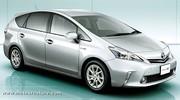 La Prius Plus est commercialisée au Japon