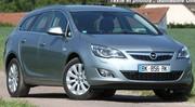 Essai Opel Astra Sports Tourer 2.0 CDTi 160 BVA Cosmo : le style avant tout !