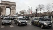 Mini E à Paris : Acte II