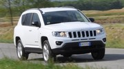 Essai Jeep Compass 4x2 2.2 CRD