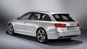 Audi A6 Avant 2011 : C'est officiel