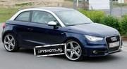 Audi S1 : nouvelles photos