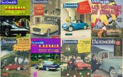 Anniversaire : L'Automobile Magazine fête ses 65 ans