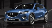 Mazda CX-5 : Conquérant !