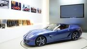 Concours d'élégance de la Villa d'Este : Ferrari Super America 45