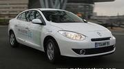 Petit essai de la Renault Fluence ZE : la berline électrique classique
