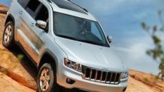 Essai Jeep Grand Cherokee : Jeep voit plus grand