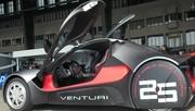 A bord de la Venturi Volage : Une GT électrique 4 roues motrices