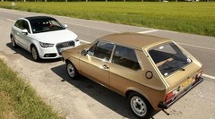 Essai Audi 50 et Audi A1 : c'était mieux avant ?