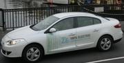 Challenge Bibendum : la Renault Fluence Z.E. victorieuse