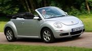 Essai Volkswagen New Beetle Cabriolet 1.6 102 ch : Belle à bon dieu