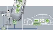 Volvo explore la piste de la recharge par induction : Une recharge en 1h20 sans prise