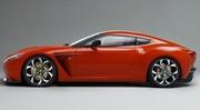 Aston Martin V12 Zagato : Art contemporain