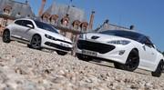 Essai Peugeot RCZ 1.6 THP 156 ch vs Volkswagen Scirocco 1.4 TSI 160 ch : Coupés raisonnables