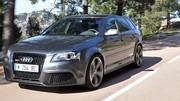 "Essai Audi RS3 Sportback : le ""Best of"" A3, futur collector"